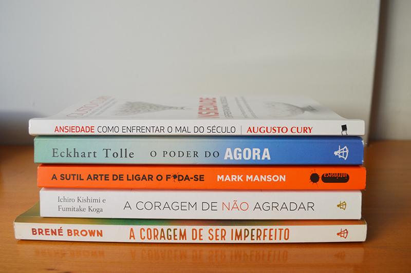 5 Livros De Autoajuda Que Vale A Pena Ler Minhas Indicações